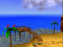 Banjo-Kazooie Treasure Trove Cove Entrance.png