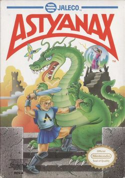 Box artwork for The Astyanax.