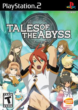Box artwork for Tales of the Abyss.