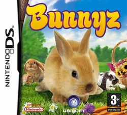 Box artwork for Bunnyz.