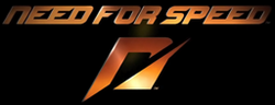 The logo for Need for Speed.