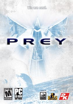 Box artwork for Prey.