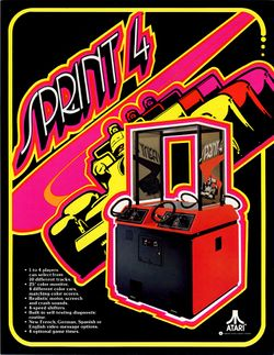 Box artwork for Sprint 4.