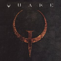 Box artwork for Quake.