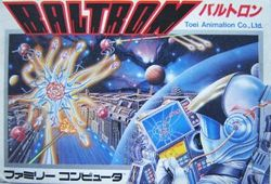 Box artwork for Baltron.