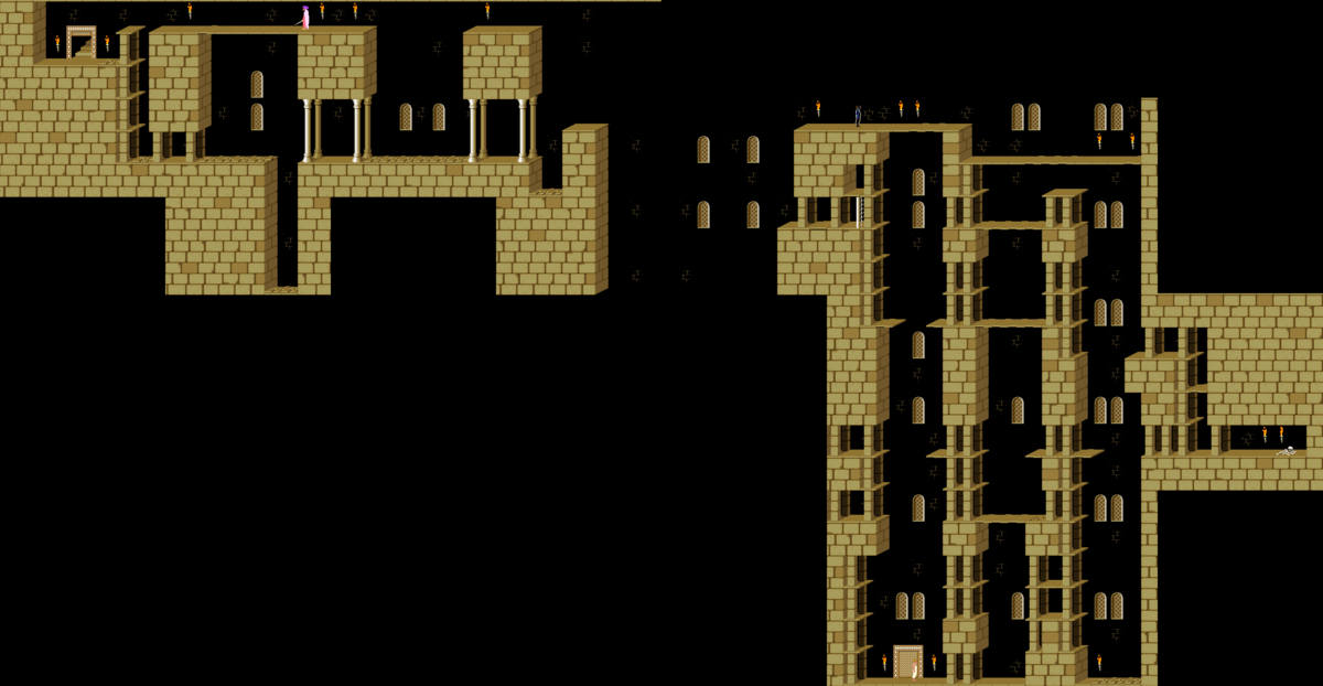 Prince Of Persia Level 12 Strategywiki The Video Game