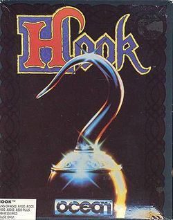 Box artwork for Hook.