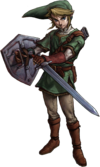 Link, the series' protagonist