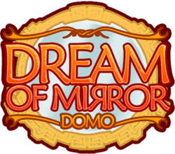 Box artwork for Dream of Mirror Online.