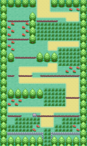 Pok 233 Mon Firered And Leafgreen Route 1 Strategywiki The