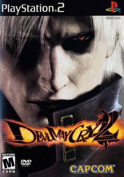 Box artwork for Devil May Cry 2.