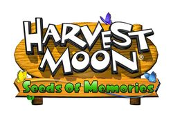 Box artwork for Harvest Moon: Seeds of Memories.