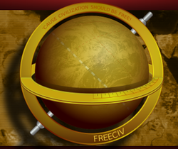 Box artwork for Freeciv.