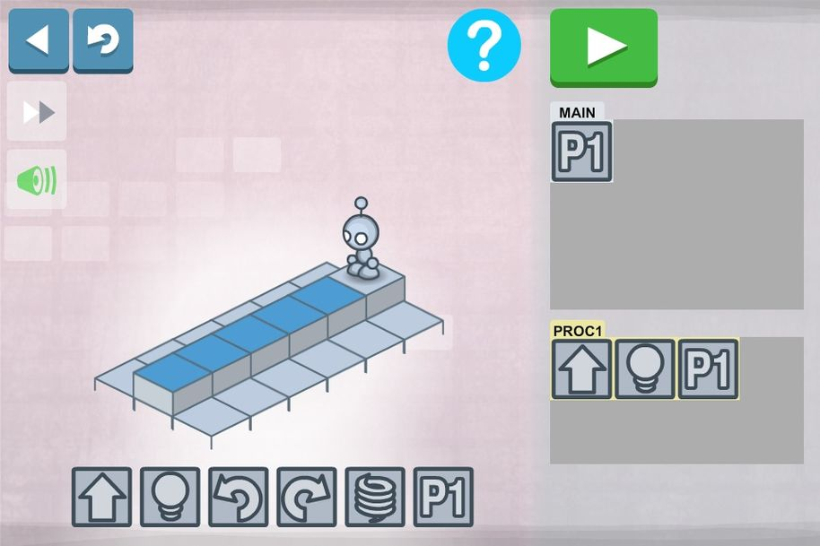 Lightbot/Loops — StrategyWiki, the video game walkthrough and ...