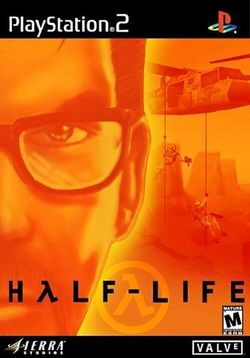 Box artwork for Half-Life: Decay.