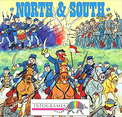 Box artwork for North & South.