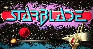 Starblade marquee