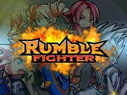 Box artwork for Rumble Fighter.