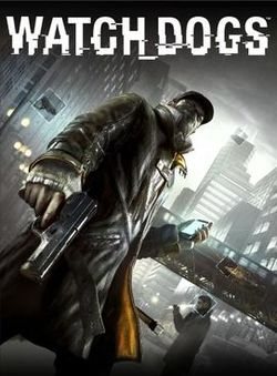 Box artwork for Watch Dogs.