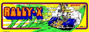 Rally-X marquee