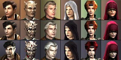 Who is the best KOTOR 1 or KOTOR 2 party member