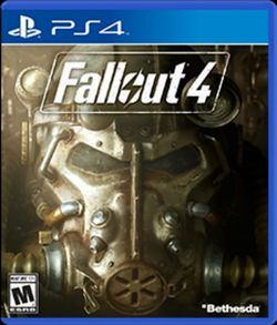 Box artwork for Fallout 4.