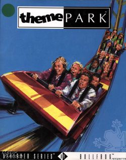 Box artwork for Theme Park.