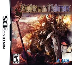 Box artwork for Knights in the Nightmare.