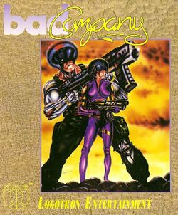 Box artwork for Bad Company.
