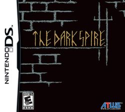 Box artwork for The Dark Spire.
