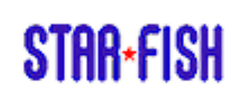 Star★Fish's company logo.