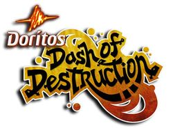 Box artwork for Dash of Destruction.