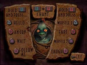 Oddworld Abe S Oddysee Controls Strategywiki The Video