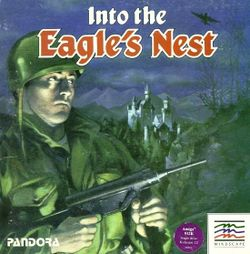 Box artwork for Into the Eagle's Nest.