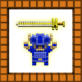 3DDGH Obtained the Holy Sword trophy.png