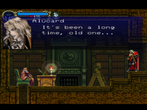 Castlevania Symphony Of The Night Long Library