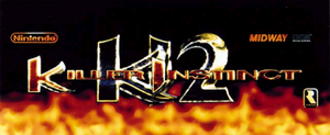 Killer Instinct 2 marquee